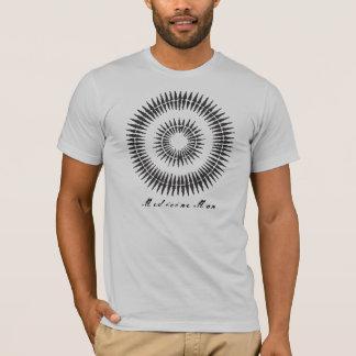 薬の車輪 Tシャツ