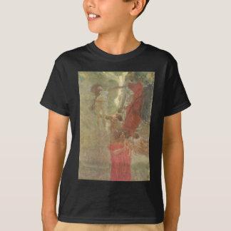 薬グスタフKlimへの色彩の鮮やかな構成のデザイン Tシャツ