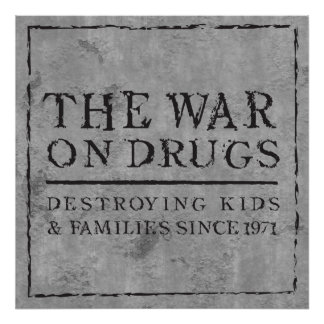 薬剤の戦争-破壊の子供及び家族… ポスター