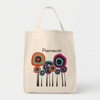 薬剤師のアートなトートバック トートバッグ