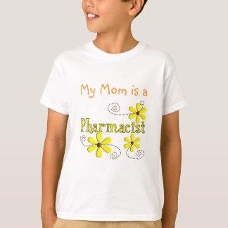 薬剤師のギフト、黄色いデイジー Tシャツ