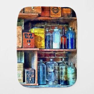 薬剤師の貯蔵室 バープクロス