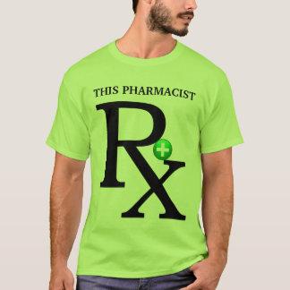 薬剤師 Tシャツ