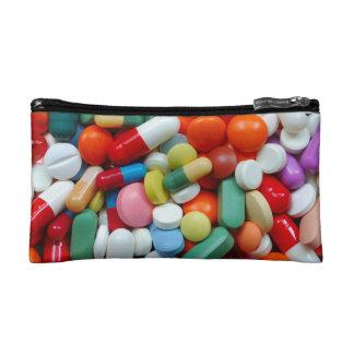 薬剤/薬物/丸薬のMedsの~の写真のプリント コスメティックバッグ