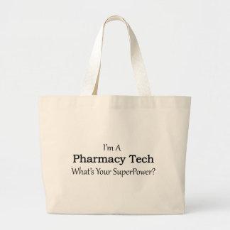 薬学の技術 ラージトートバッグ