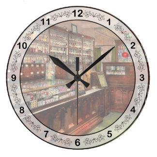 薬学-私達は解決1934年を有します ラージ壁時計