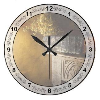 薬学- apothecarian ラージ壁時計