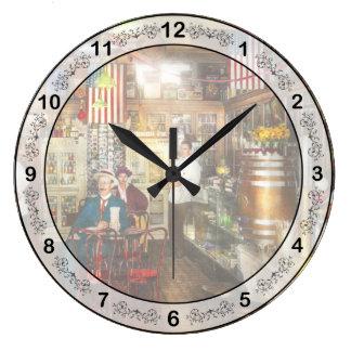 薬学- Collinsの薬学1915年 ラージ壁時計
