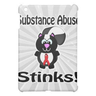 薬物乱用によってはスカンクの認識度のデザインが悪臭を放ちます iPad MINIカバー