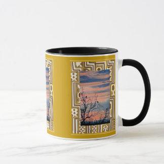 薮の鳥 マグカップ