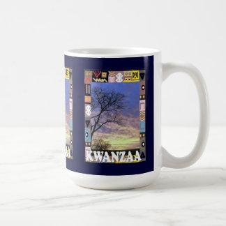 薮のKwanzaaのマグ、 コーヒーマグカップ