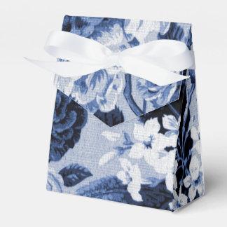 藍色花のToile No.1 フェイバーボックス