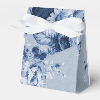 藍色花のToile No.5 フェイバーボックス