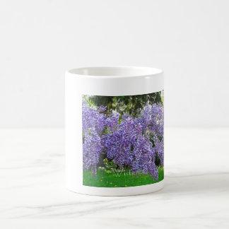 藤のつる植物 コーヒーマグカップ