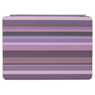 藤色の横は縞で飾ります iPad AIR カバー