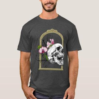蘭とのSkully Tシャツ