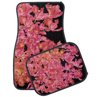 蘭によってはフロアマットが開花します カーマット