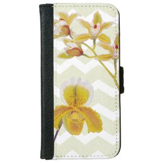 蘭のジグザグ形のiphoneのウォレットケース iPhone 6/6s ウォレットケース