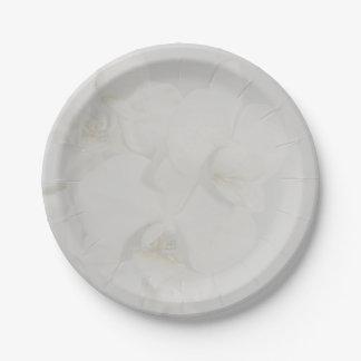 蘭の結婚式のコレクションの紙皿 ペーパープレート