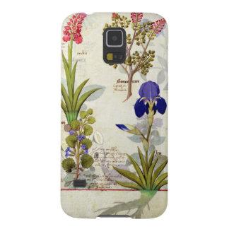 蘭及びFumitoryまたは大げさに同情する人のヘデラ及びアイリス Galaxy S5 ケース