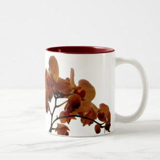 蘭 ツートーンマグカップ