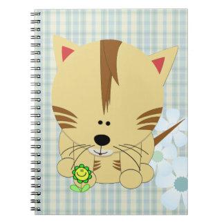 虎の子のノート ノートブック