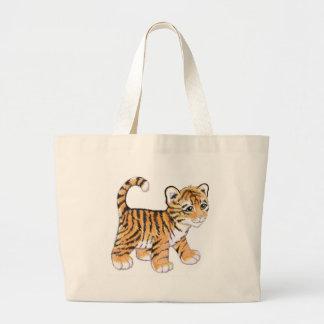 虎の子 ラージトートバッグ