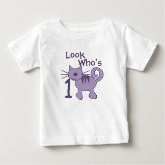 虎猫のつま先 ベビーTシャツ