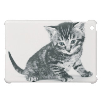 虎猫の子ネコ iPad MINIケース