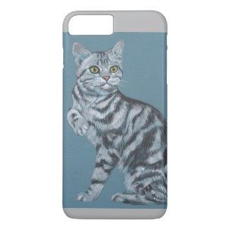 虎猫猫 iPhone 8 PLUS/7 PLUSケース