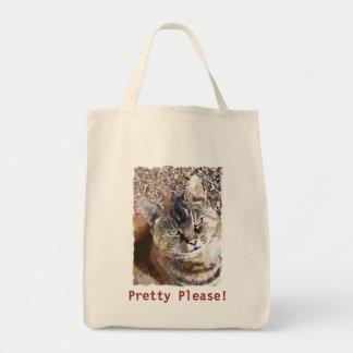 虎猫CAT トートバッグ