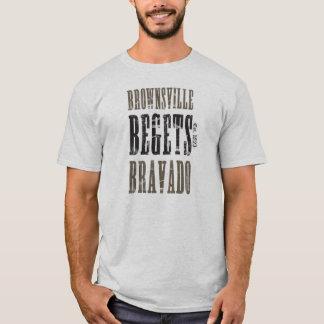 虚勢2を生みます Tシャツ