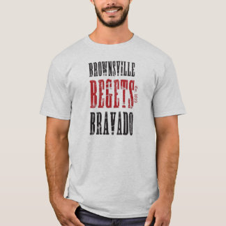 虚勢6を生みます Tシャツ