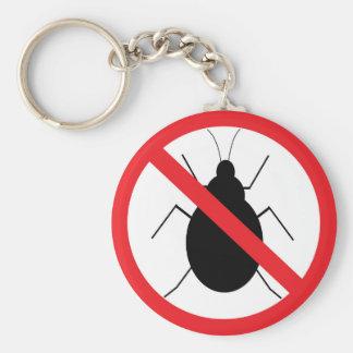 虫のキーホルダー無し キーホルダー