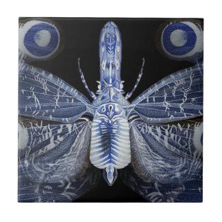 虫のコレクション- X線の虫 タイル
