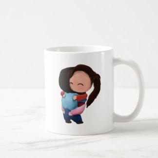 虫の抱擁 コーヒーマグカップ