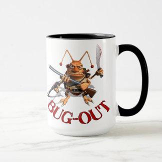 虫は及びマグ核武装します マグカップ