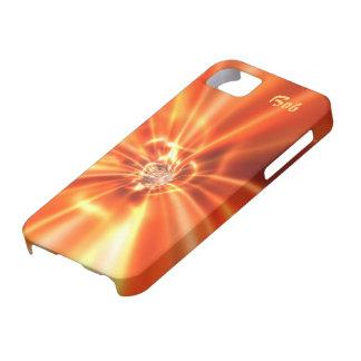 虫食い穴 iPhone SE/5/5s ケース