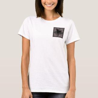 虫食い穴 Tシャツ