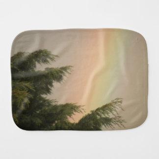 虹および木のバープクロス バープクロス