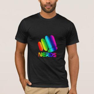 虹のおたく Tシャツ