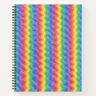 虹のさざ波 ノートブック