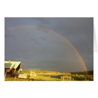 虹のつながり カード