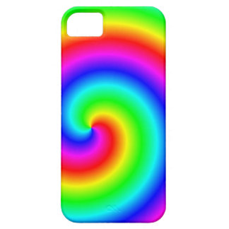 虹のねじれの場合 iPhone SE/5/5s ケース