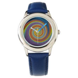 虹のねじれ 腕時計