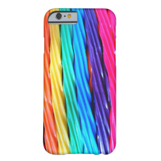 虹のねじれ BARELY THERE iPhone 6 ケース