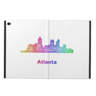 虹のアトランタのスカイライン POWIS iPad AIR 2 ケース