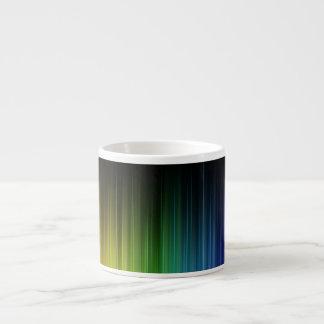 虹のエスプレッソのマグ エスプレッソカップ