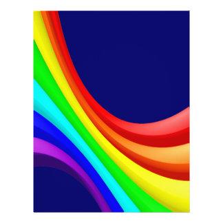 虹のカーブ-濃紺の000066 チラシ