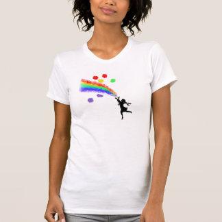 虹のキャッチャー Tシャツ